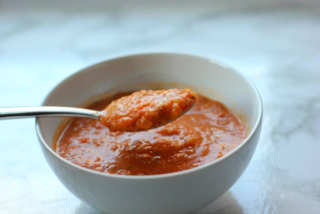 Vegan Thai Tomato Soup!