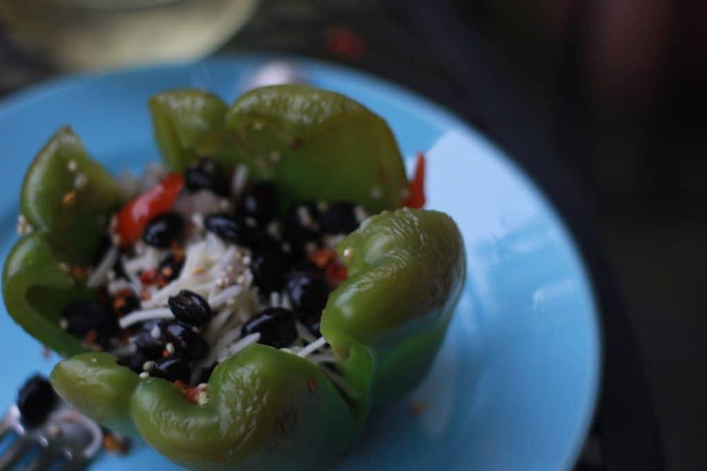 Easiest Stuffed Pepper Recipe… Ever