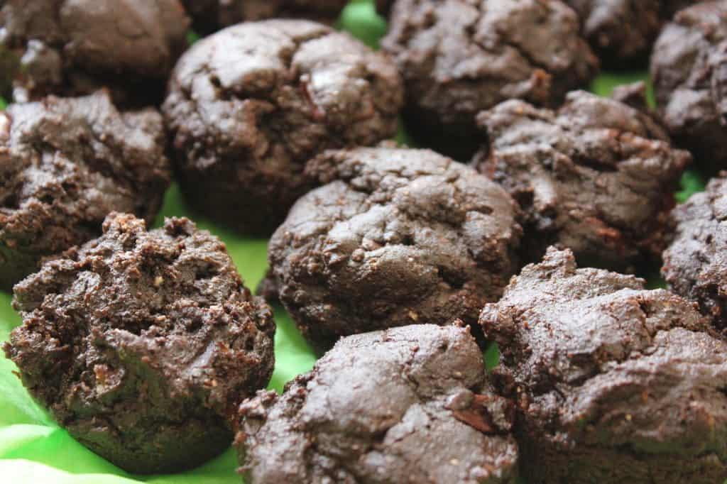 Chocolate Mocha Vegan Muffin Recipe