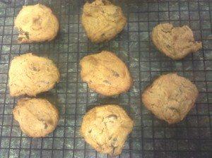 Peanut (Flour) Cookies!