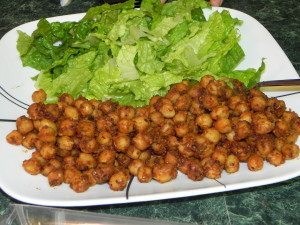 "Chickpeas- ""The New Chicken"""