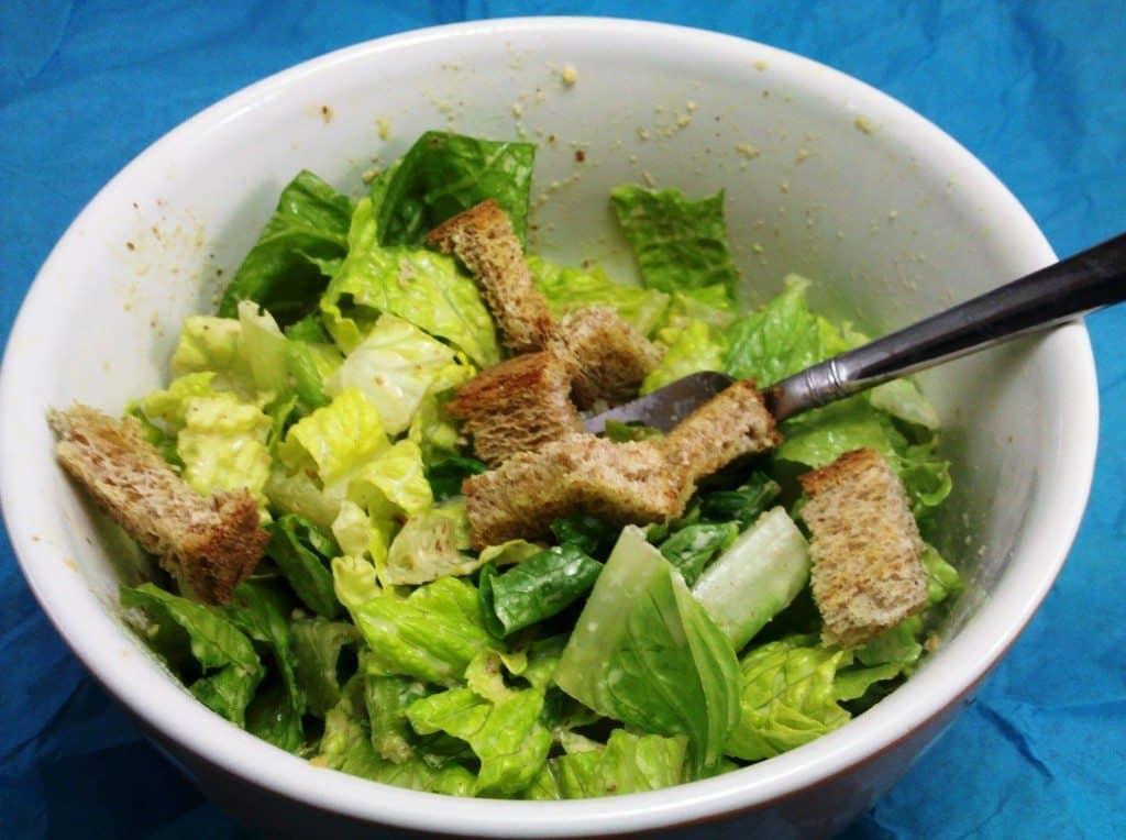 Was Caesar a Vegan?