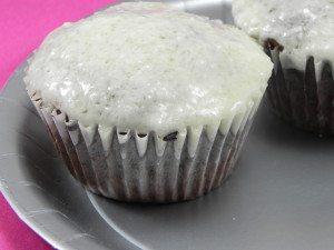 Crazy Chocolate Coconut Cupcakes