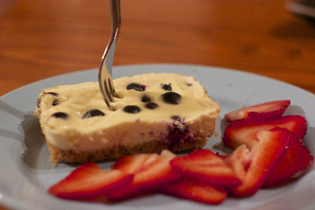 Festive Cheesecakes