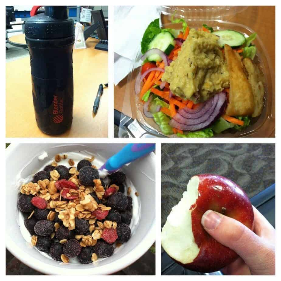 What I Ate [Again] Wednesday