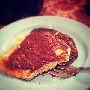 Banana Bread [Protein] Pancakes