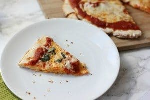 2 Ingredient Pizza Crust Recipe