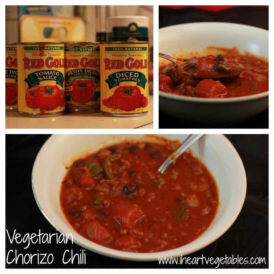 Vegetarian Chorizo Chili