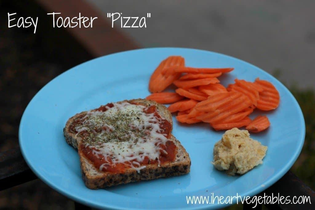 Toaster Pizza