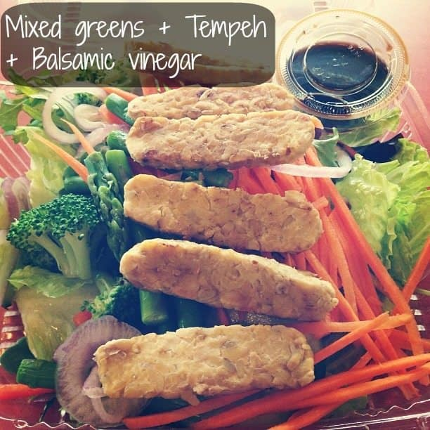 Tone it up lunch