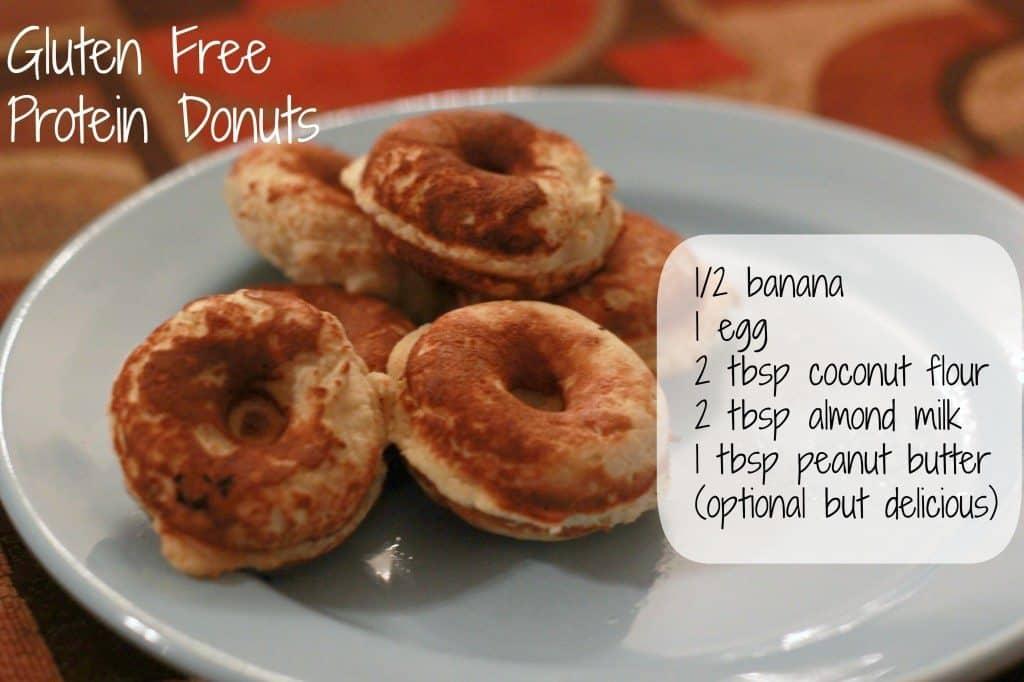 gluten free protein donuts