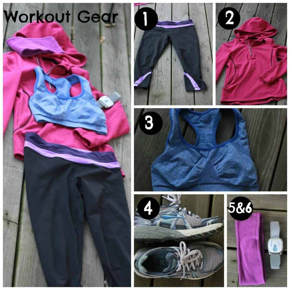 cheap but good workout clothes