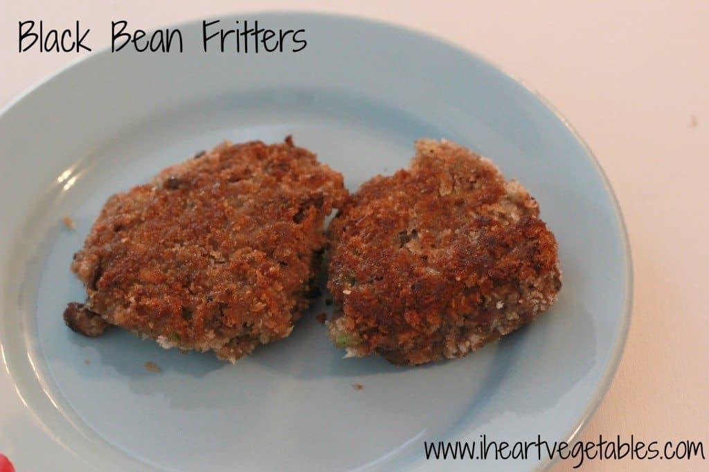 Black Bean Fritters