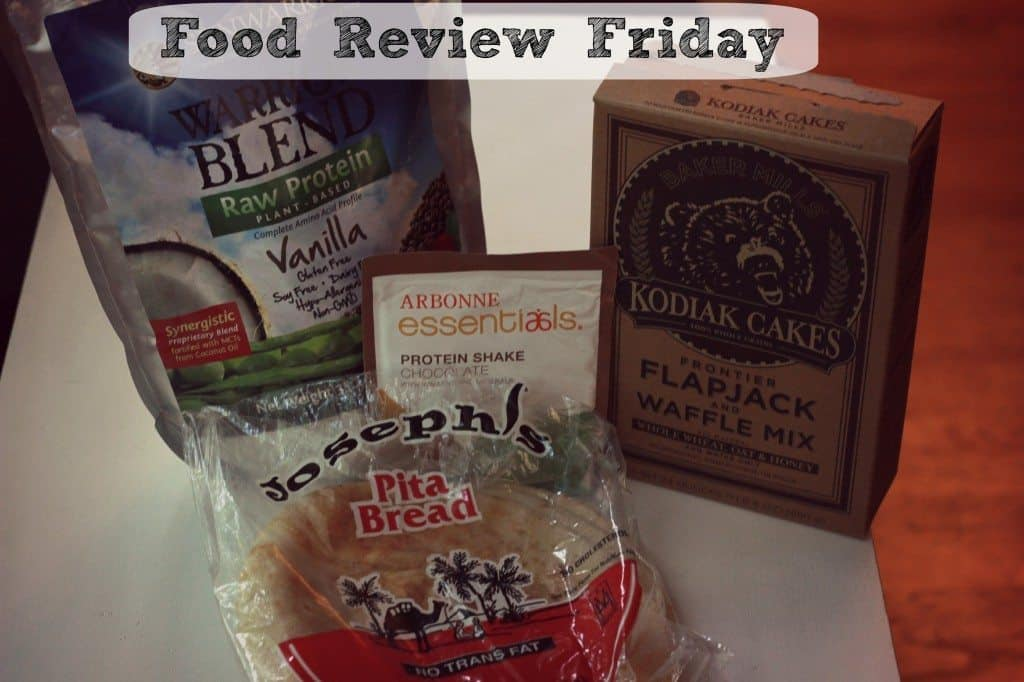 food review friday pita protein and pancakes