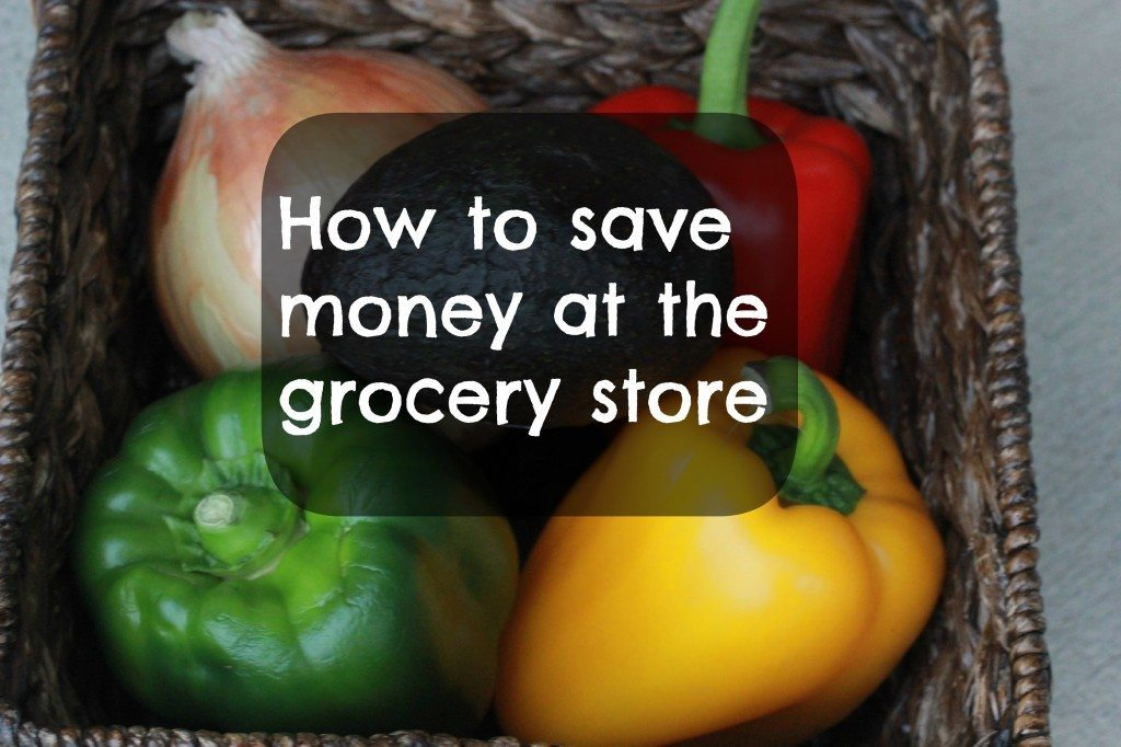 grocery saving money