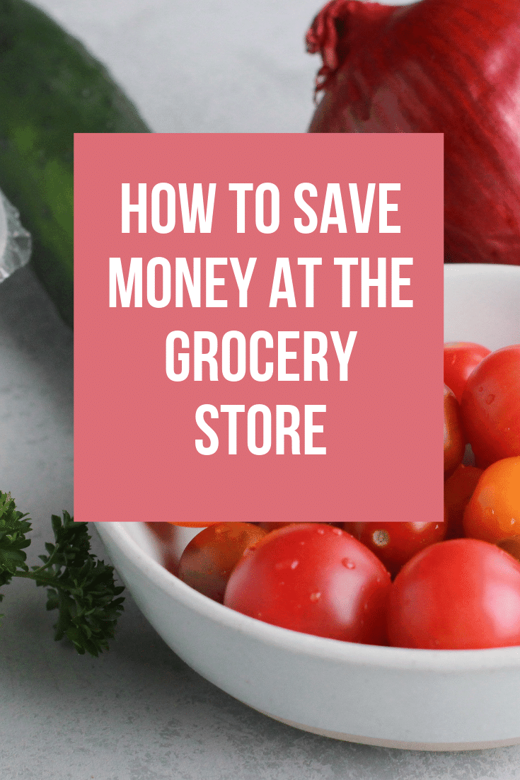 Spending too much on groceries? Try to reduce your grocery bill? Here are the BEST ways to save money at the grocery store. Use these tips to cut your grocery bill in half.