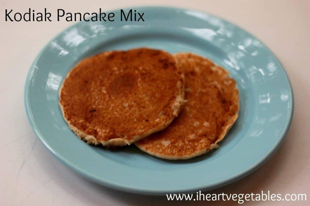 pancakes from kodiak