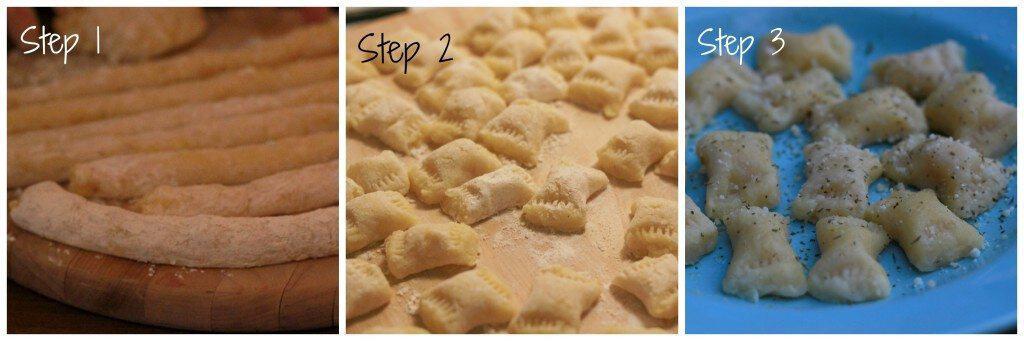 Easy gnocchi