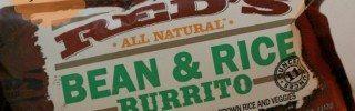Red's All Natural Burrito