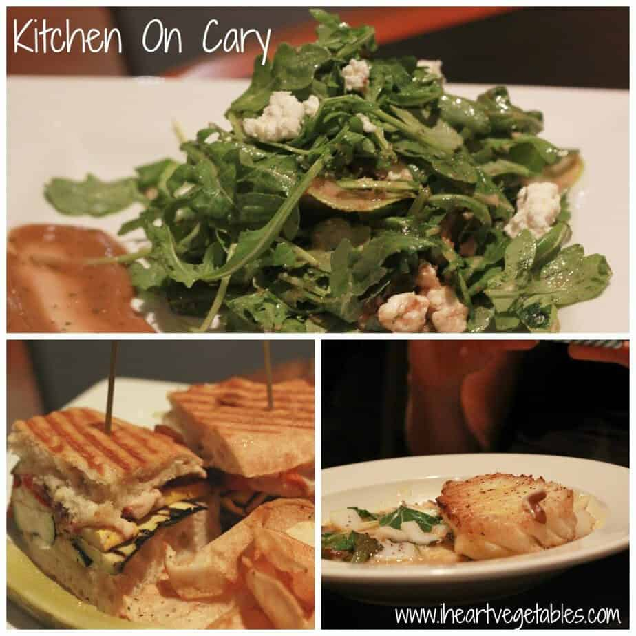 Kitchen on Cary Dinner