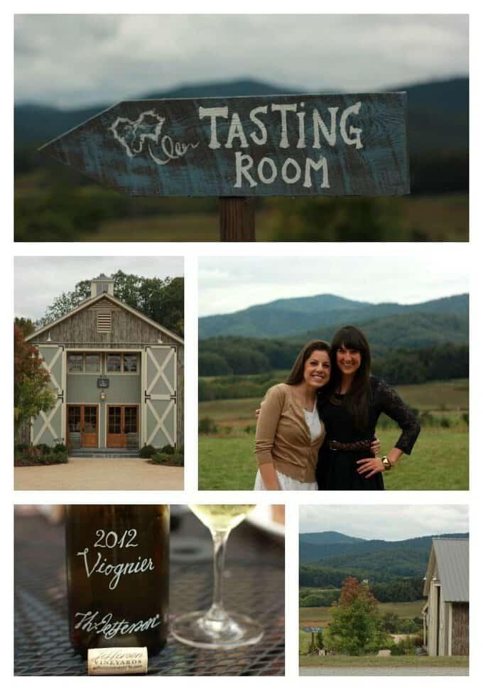 Wine Tasting at Pippin Hill Farm, Wine tasting, Tasting Room, Charlottesville