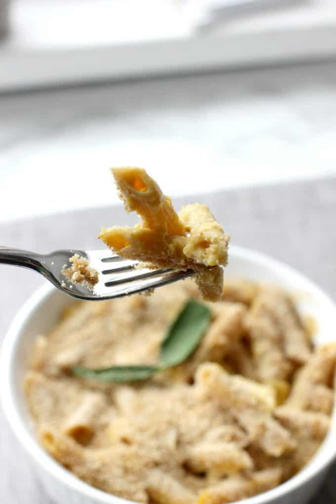 butternut squash mac