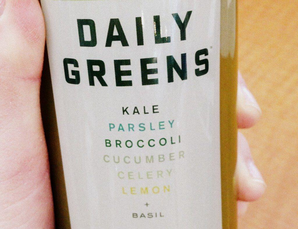 daily greens kale