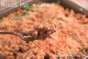 broccoli mac n cheese