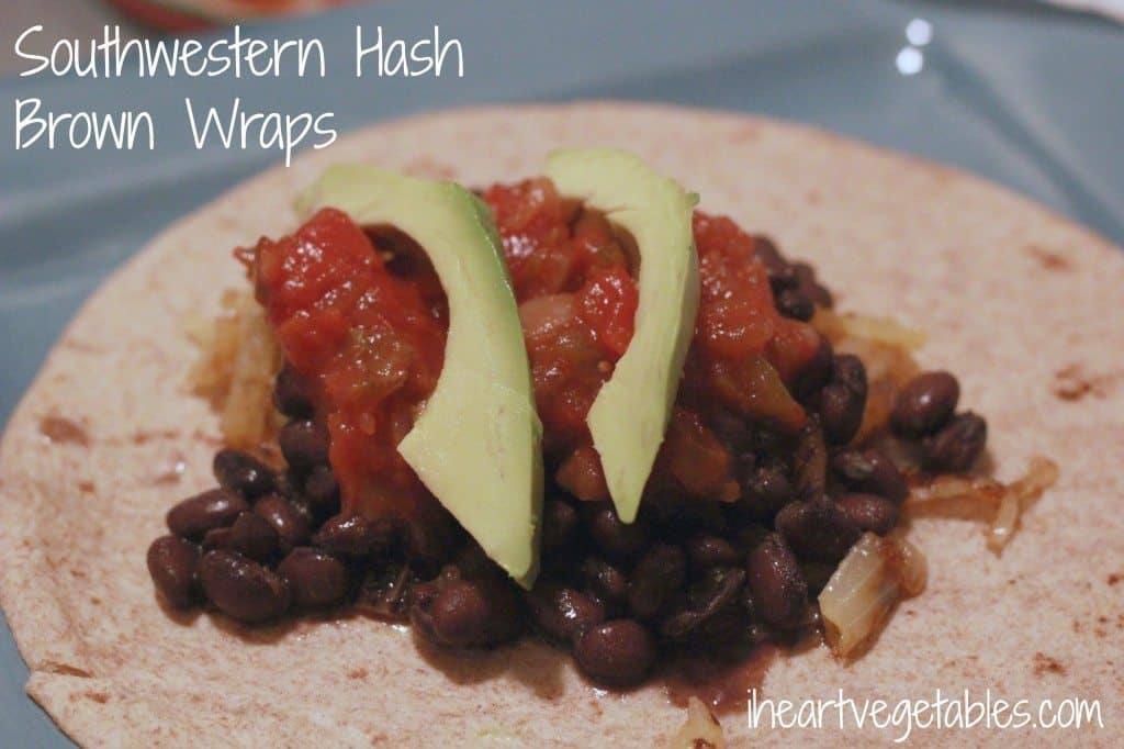 Southwestern Hash Browns