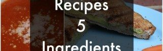 5 recipes 5 Ingredients