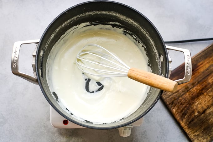 goat cheese pasta sauce