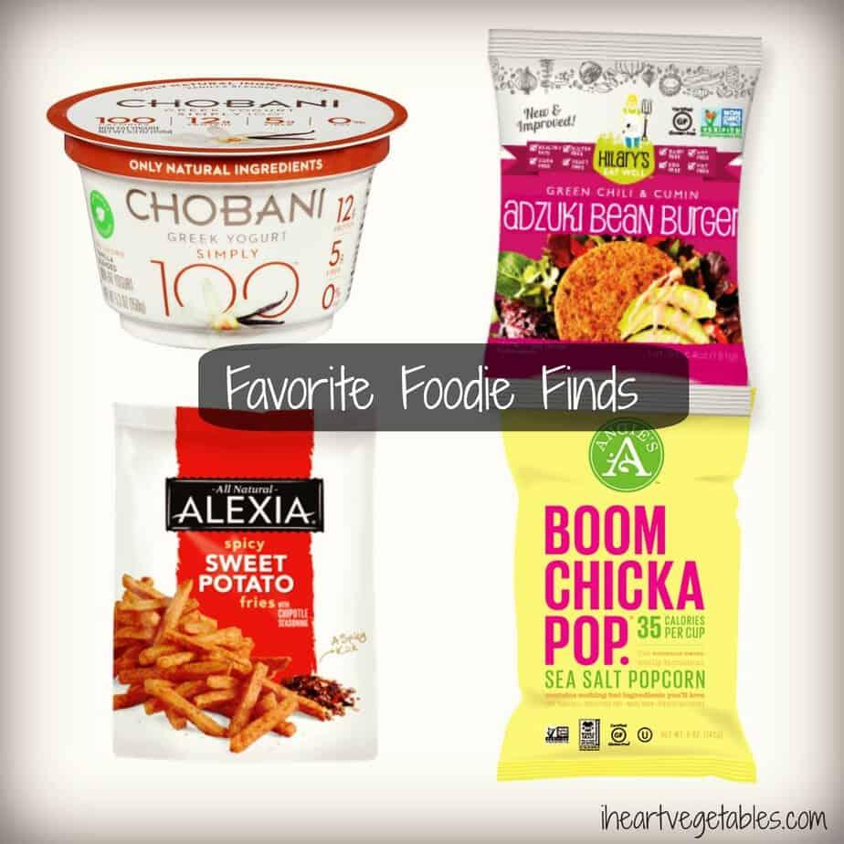 Favorite Foodie Finds