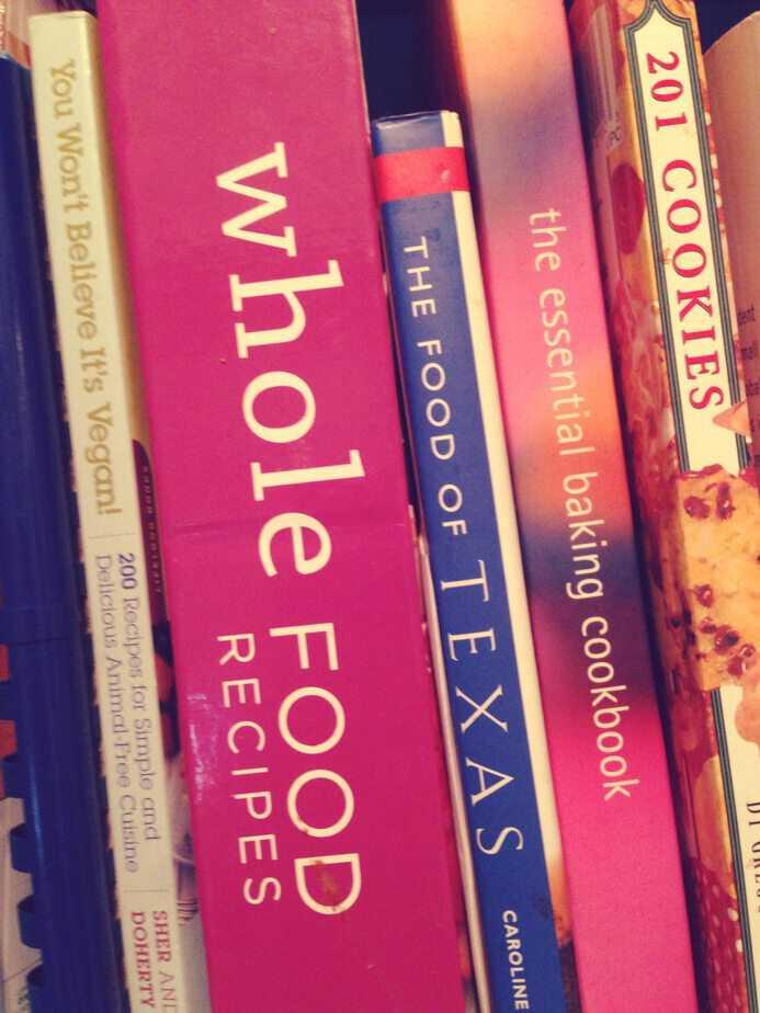 whole foods vegan cookbooks
