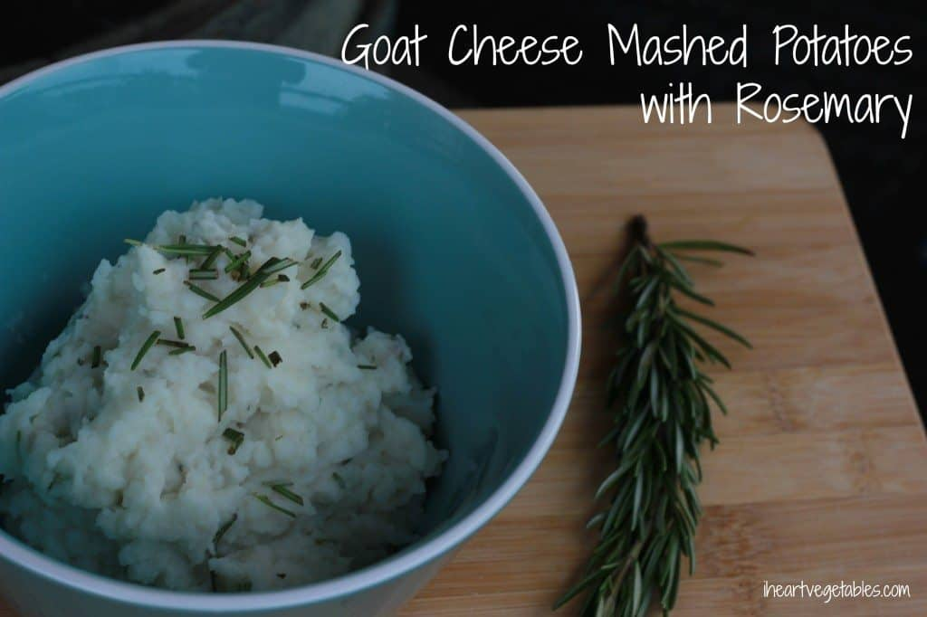 Mashed Potatoes With Brown Butter, Goat Cheese, And Sage Recipe ...