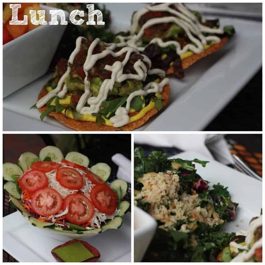 vegetarian restaurant in columbia