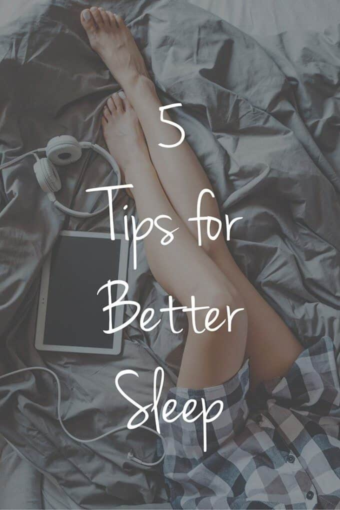 Do you have trouble falling asleep? Here are the tricks I use to fall asleep fast and stay that way!