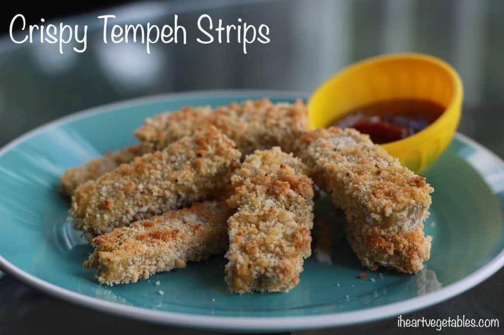 Crispy Tempeh Strips