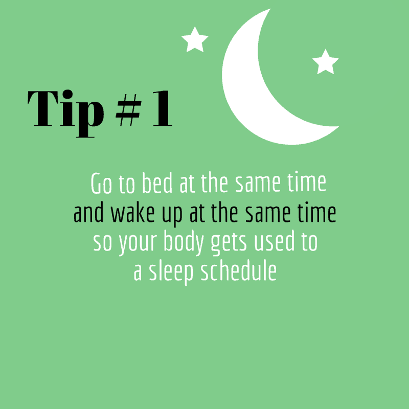 5 Tips for Better Sleep - I Heart Vegetables