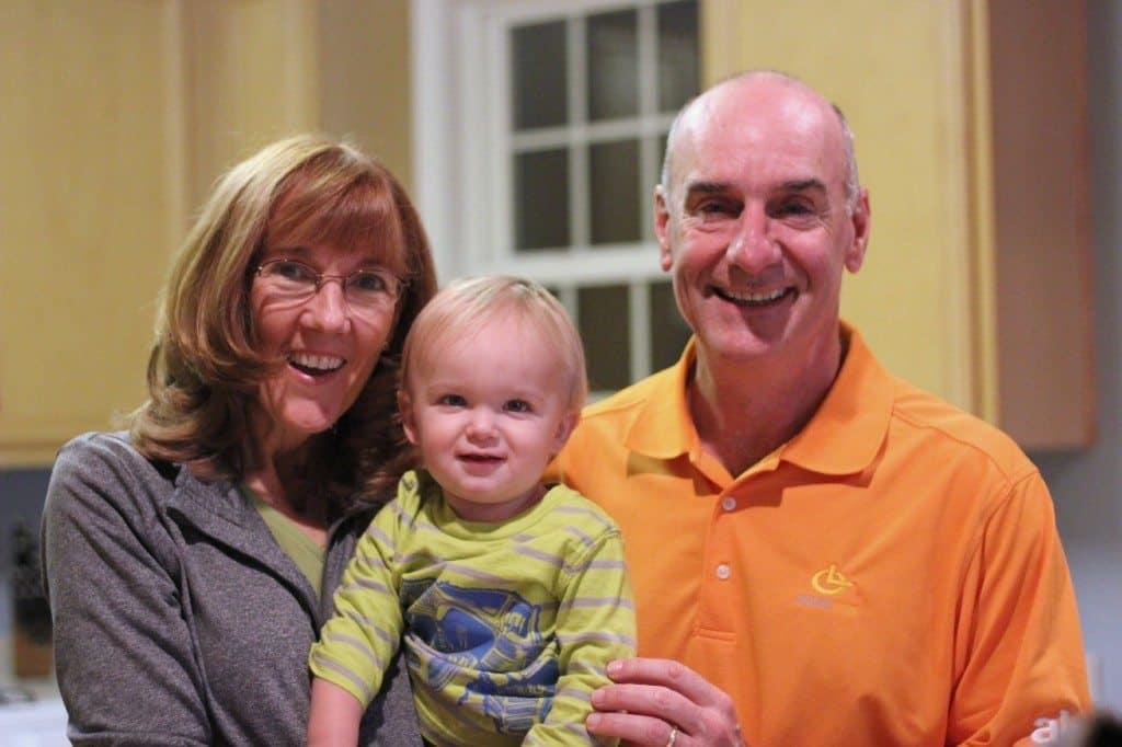 jack's grandma and grandpa