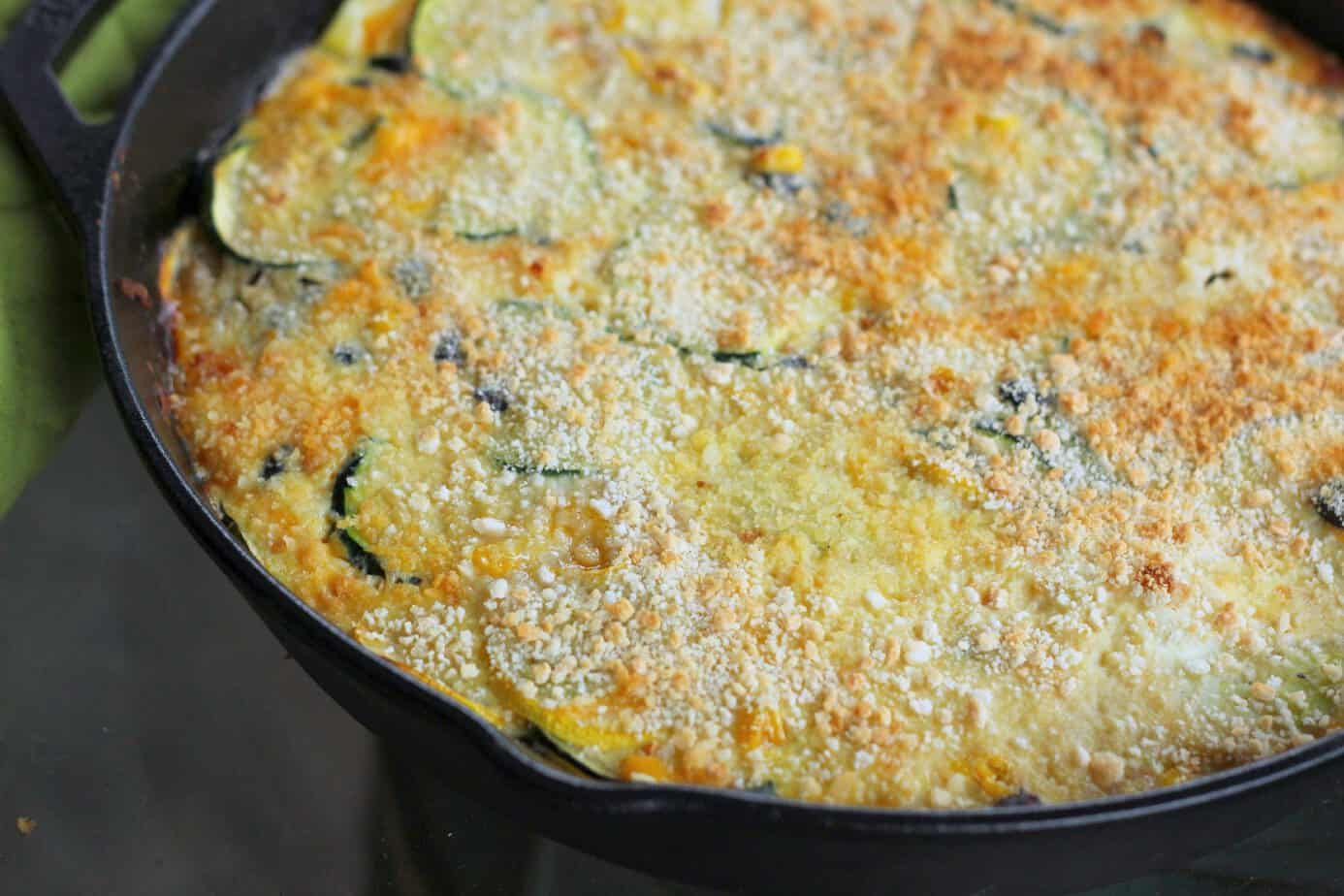 Baked Mexican Frittata