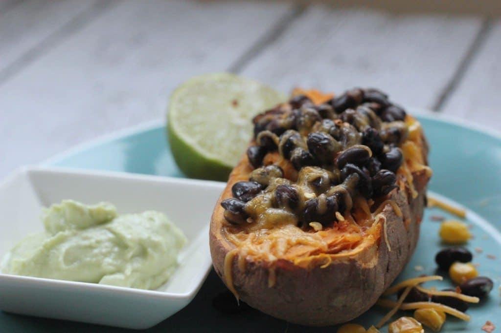 southwestern sweet potato