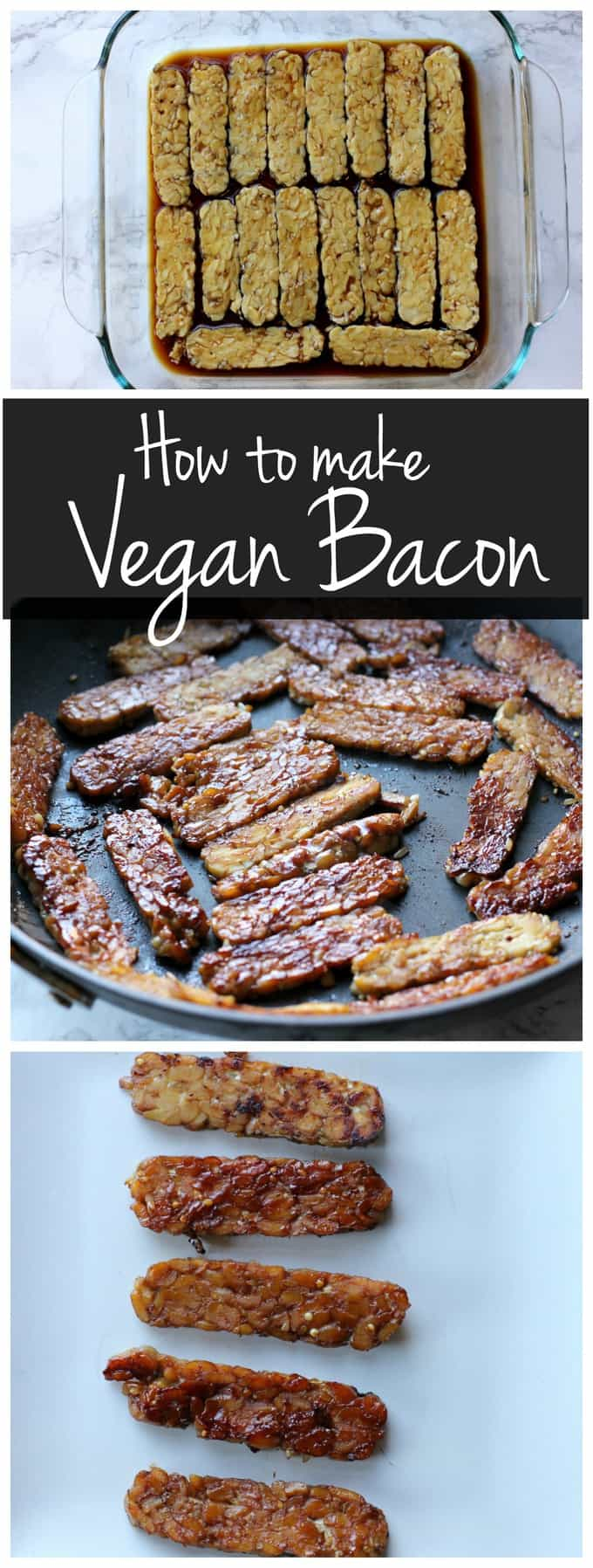Tempeh Bacon Recipe