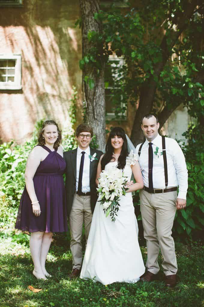 Aricka, Alex, Me, and Mark
