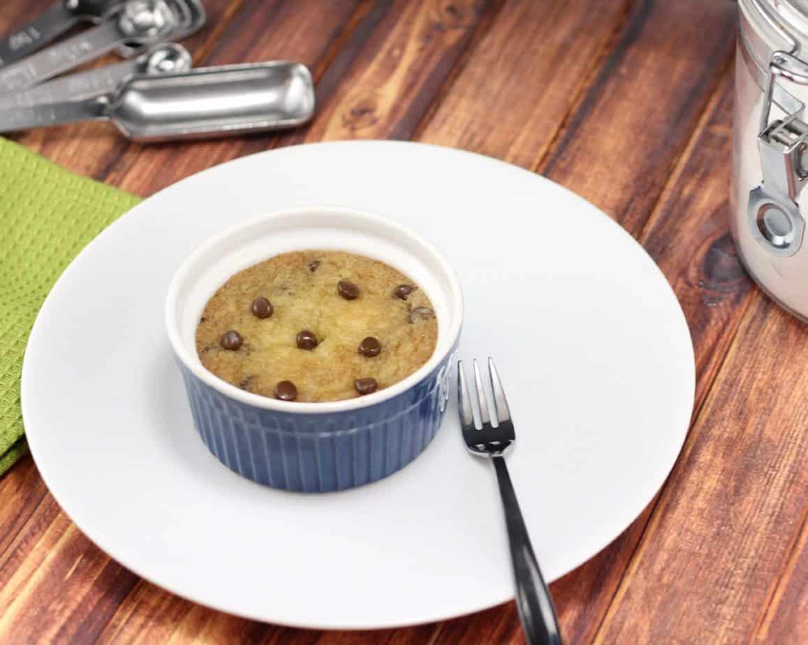 vegan deep dish cookie