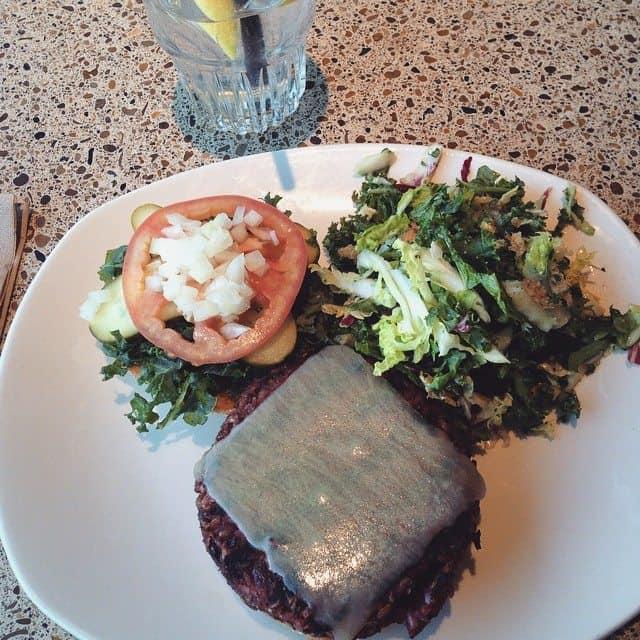 northstar cafe veggie burger Recipe