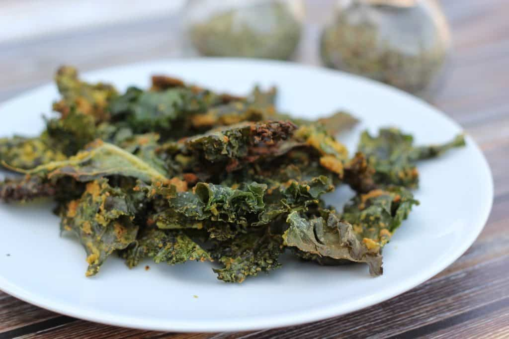 vegan kale chips