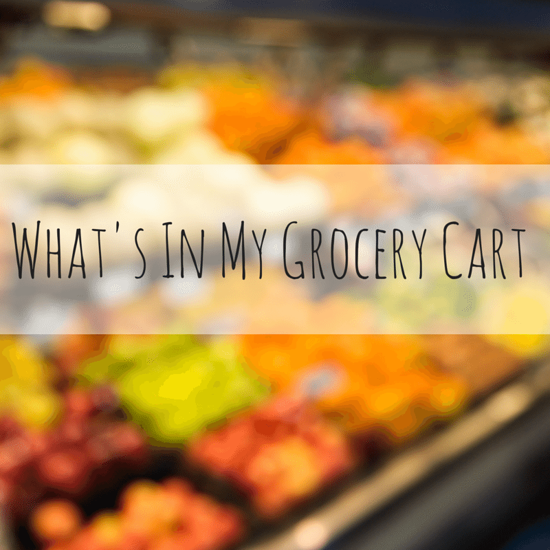 What's in My Grocery Basket
