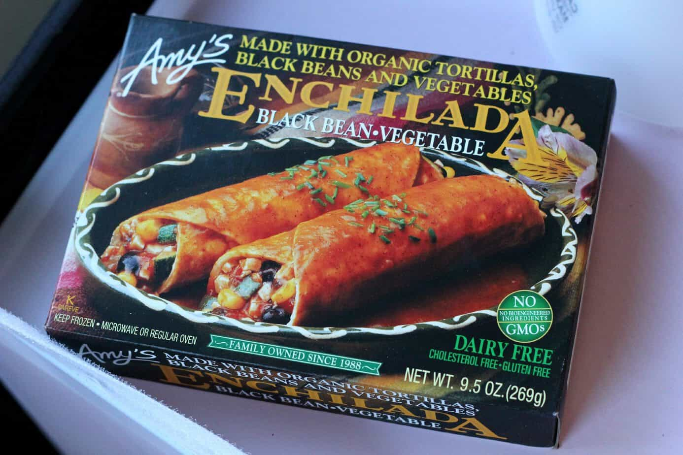 amy's enchiladas
