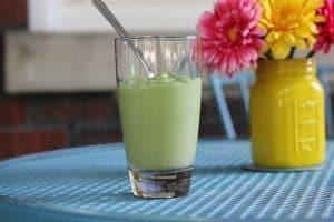 Creamy Green Smoothie Recipe