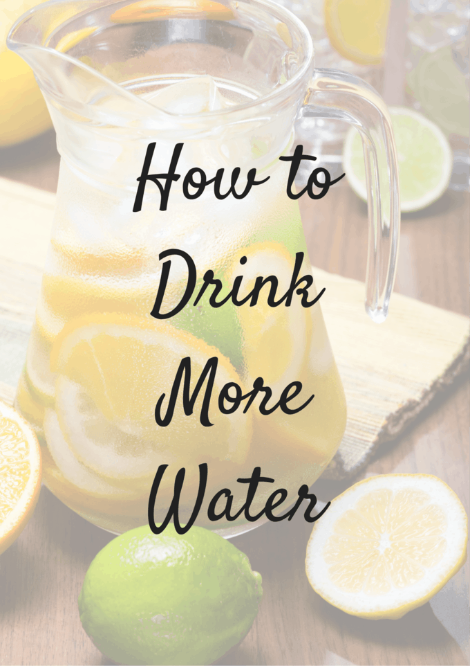 Whether you're trying to cut back on soda and coffee or you're just trying to add more water into your life, these are my tips to making drinking water a habit!